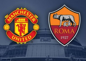 Manchester United vs AS Roma 3