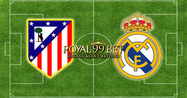 Atletico Madrid vs Real Madrid1